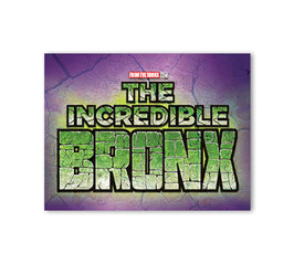 Incredible Bronx Sticker