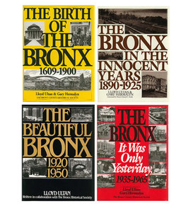The Life In The Bronx Collection by Llyod Ultan and Gary Hermalyn