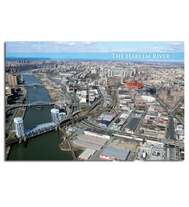 The Harlem River Postcard