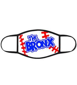 Bronx Baseball 3-Layer Face Mask