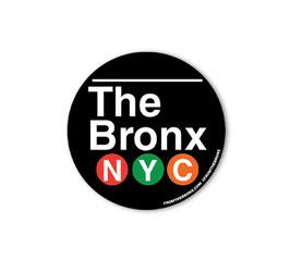 Bronx NYC Subway Sticker