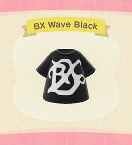 Digital BX Wave T-Shirt COLOR: Black