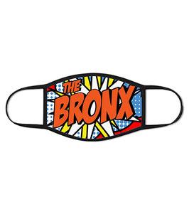 Bronx POW! 3-Layer Face Mask