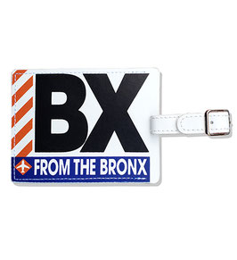 From The Bronx Luggage Tag
