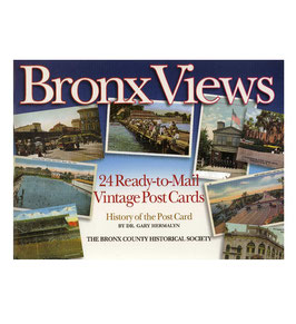Bronx Views: History of the Post Card by Gary Hermalyn