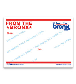 From The Bronx Slaps (25 Pack)
