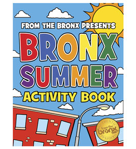 Bronx Summer Activity Book