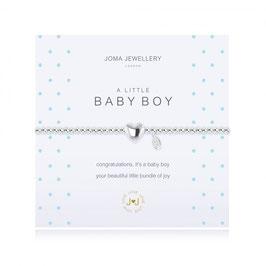 Bracelet [J♥J] A LITTLE BABY BOY