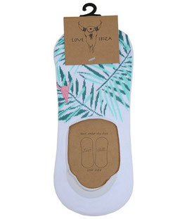 [LOVE IBIZA] CHAUSSETTES SNEAKER PALM