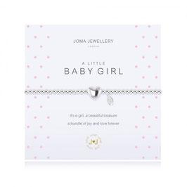 Bracelet [J♥J] A LITTLE BABY GIRL