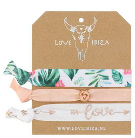 [LOVE IBIZA] WHITE PEACH
