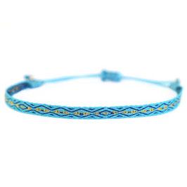 [LOVE IBIZA] BRACELET AZTEC BLUE