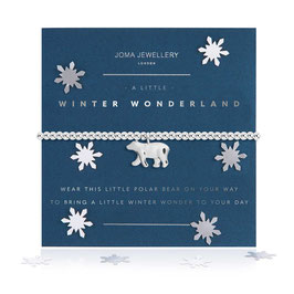 Bracelet SNOWGLOBE  [J♥J] A LITTLE WINTER WONDERLAND