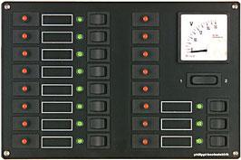 Philippi Stromkreisverteiler STV 311/5