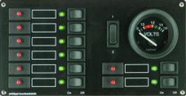Philippi Stromkreisverteiler STV 118 in 12V oder 24V