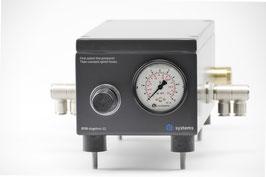 Reifendruckregelanlage ti.systems  für 2 oder 3 Achser LKW