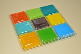 Dessous de plat 9 carrés