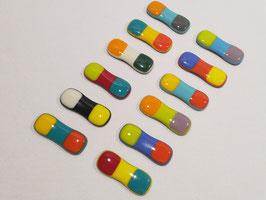 Porte-couteau multicolore