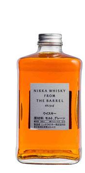 NIKKA - from the barrel