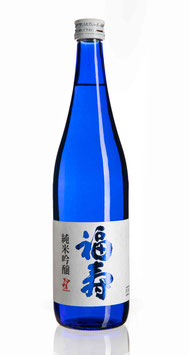 FUKUJU JUNMAI GINJO - label bleu -