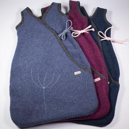Winterschlafsack aus Flauschloden