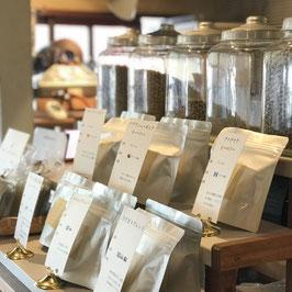 吉岡茶房の今月コーヒー