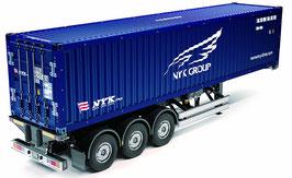 Container Auflieger NYK