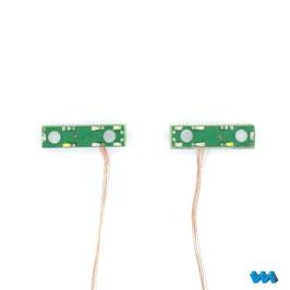 6-Kammer Elektronik 7,2 oder 12 Volt