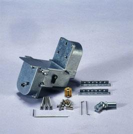 Allrad 3-Gang Schaltgetriebe, Metall