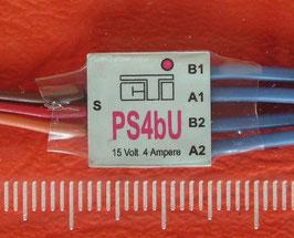 Schaltmodul PS4bU (mit Blinker im US-Look