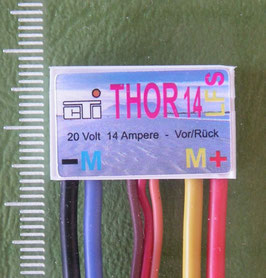 THOR 14 s Selbstlernend