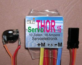 Servo  THOR 15