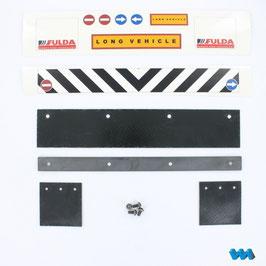 Spritzschutz - Set