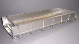 Flacher Container Bausatz Wedico
