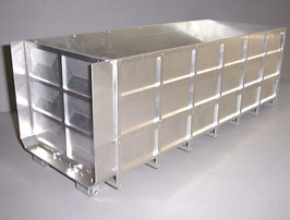 Hoher Container Bausatz Wedico