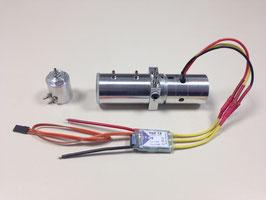 Hydraulik Pumpeneinheit mit Brushlessmotor 7,2 und 12 Volt