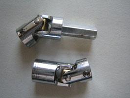 Kardanset 2 - Stahl verchromt