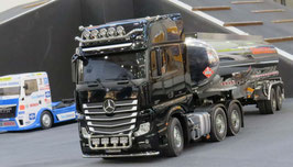 Mercedes Actros 3363 GigaSpace 6x4