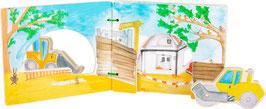 Holz Bilderbuch Baustelle | small foot