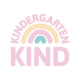 Datei Kindergartenkind Regenbogen