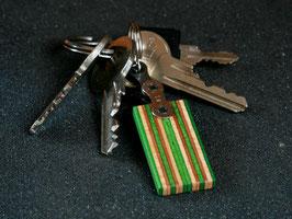 Schlüsselanhänger Lang - Grün