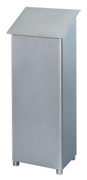 Standbriefkasten GRAN SECURO 03, diamantsilber