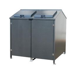 Mülltonnenbox Seco 953848 für einen 1100 Liter Müllcontainer