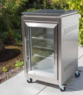 Kühlschrank-Modul, Edelstahl