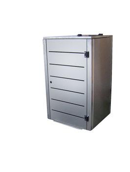 Mülltonnenbox Eleganza Line für eine 120 Liter Mülltonne