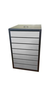 Mülltonnenbox Magnat ES für eine 120 Liter Mülltonne