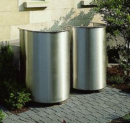 Mülltonnenbox Axi für eine 120 Liter Mülltonne