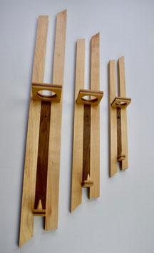 Flötenhalter für Barockblockflöten