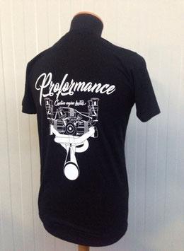 Proformance Custom Engine Builds T shirts