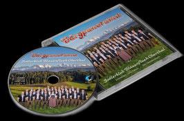 "CD ""Bärgpanorama"", Jodlerklub Blasenfluh Oberthal"